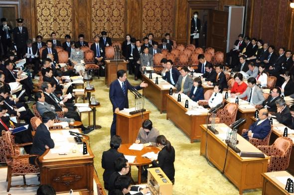 参議院予算委員会基本的質疑(2...