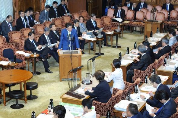 会 質問 者 予算 委員 参議院